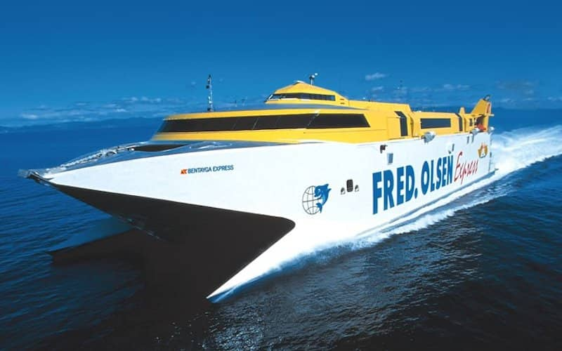 Ferries in Fuerteventura