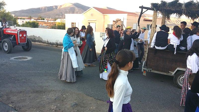 Fiestas in Triquivijate